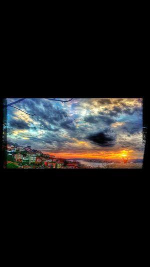 Sun_collection, Sky_collection, Cloudporn, Skyporn Sunset Eye4photography  EyeEm Best Shots