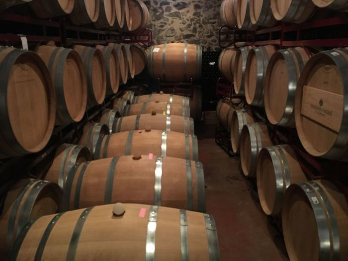 Porrera. Tarragona. Wine Cask Wine Cellar Cellar Barrel Winemaking Wine Refreshment Winery Food And Drink Wood - Material