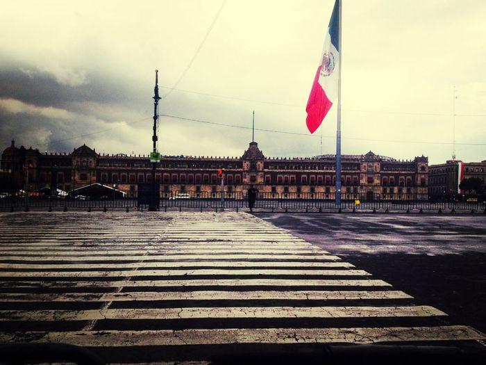 Palacio Nacional Architecture Sin Gente! 🎭