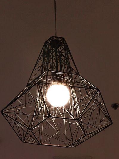 Electricity  Illuminated Light Bulb