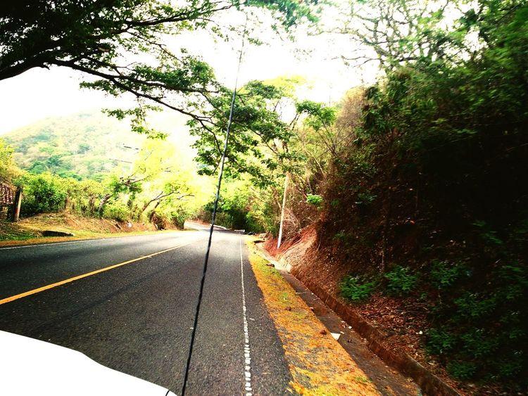 Viaje en carretera Relaxing