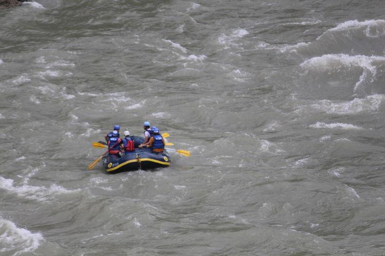 Ganga Rafting