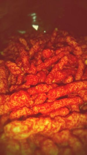 Red Hot Cheetos Hot Cheetos