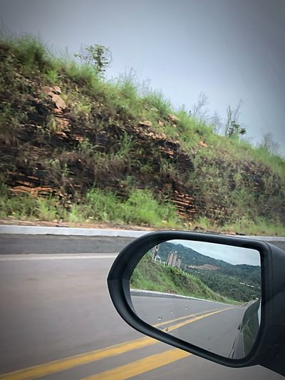 Good bye! Sorry Adeus Tocantins Brazil Road Mode Of Transportation Motor Vehicle Land Vehicle No People Day Glass - Material Plant
