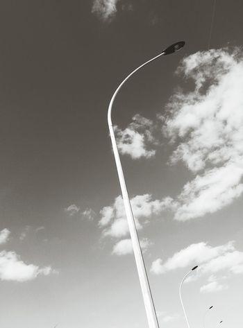 Walking Around Streetphoto_bw Sky