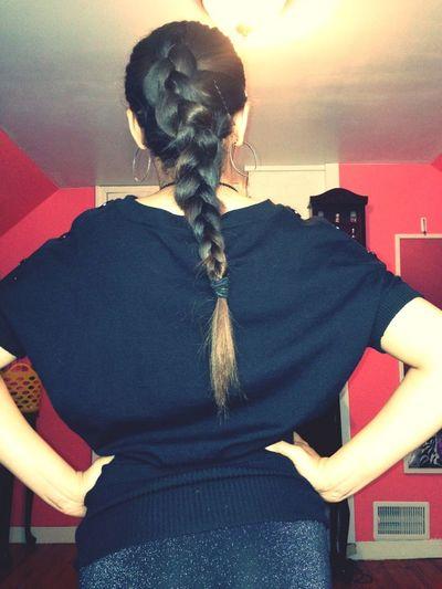 My hair >>>