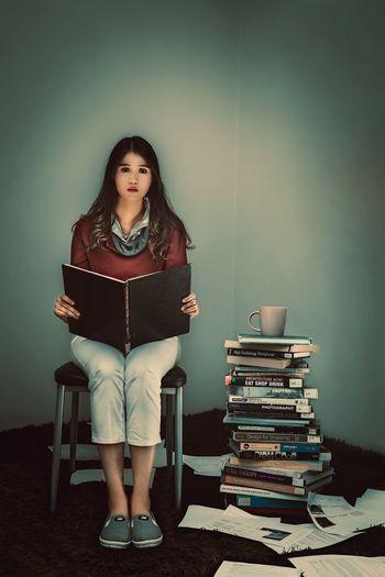 Girl Vs Books