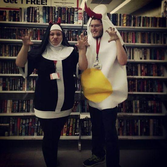 Me and Bradley Halloweenideas Halloween Valuevillage