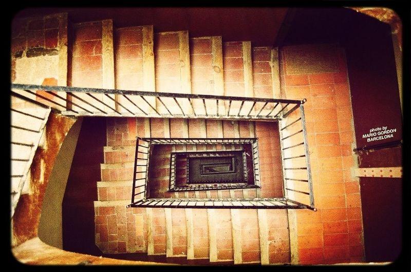 Vertigo Enjoying The View 35mm Film Barcelona