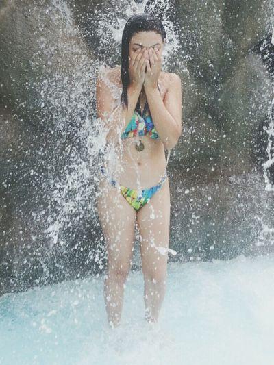 vem com seu rio Senhor Jesus, inundar o meu coração. Relaxing Sun Cachoeira Walter