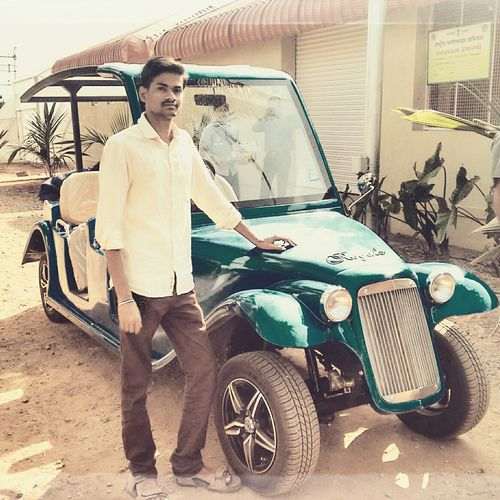 Hi! Hii Hi World ! Hiiii Its Me :) Todays Hot Look Small Car Vintage Vintage Cars India
