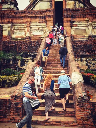 Tample Ayutthaya | Thailand วัดใหญ่ชัยมงคล