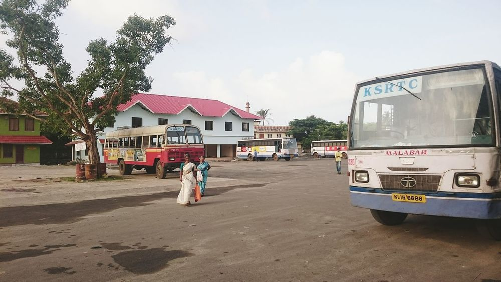 Bus Station Urban Photography Travel Photography Old Town Malabar People Photography Travel Diaries My Travel Diaries