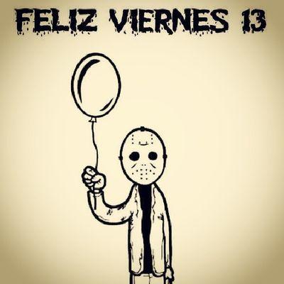 :) ;) :3 !!!! Feliz Viernes 13