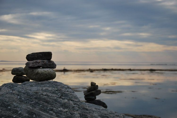 Karelia White Sea Beach Stones Solovki Solovetskie Ostrova Solovetski Islands EyeEmNewHere EyeEmNewHere