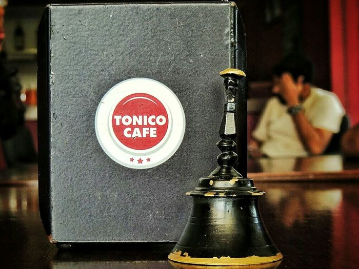 Close-up Indoors  Day Tonico Bell Coffee Time Coffee Break Hang Out