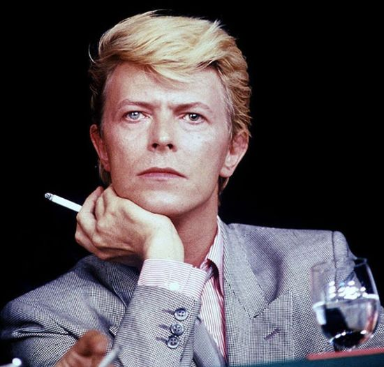 Rest in peace, sweet Goblin King. Ground Control To Major Tom Goblin King