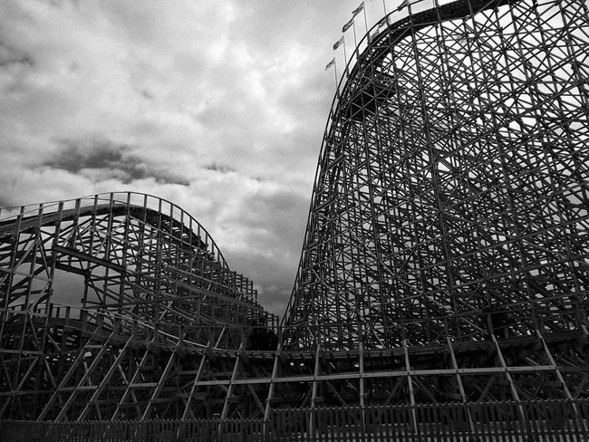 Amusement Park Cloud - Sky Outdoors EyeEmNewHere The Week On EyeEm Been There. Done That. EyeEm Ready   The Graphic City Colour Your Horizn