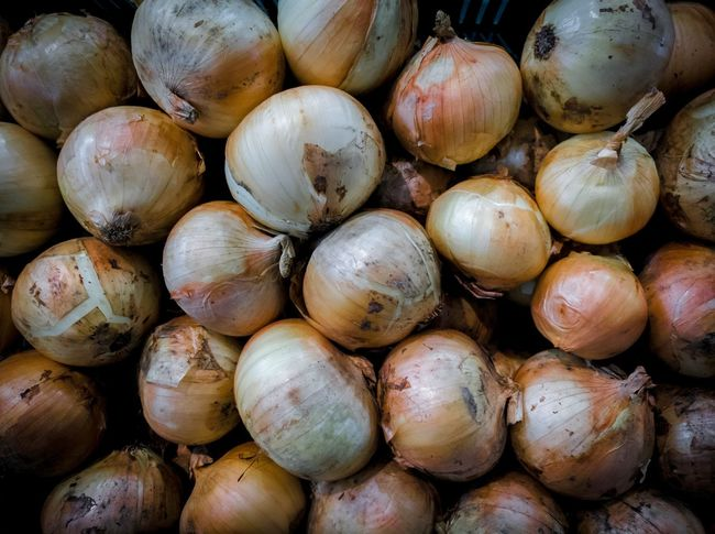 Onion Food Vegetable Kitchen Ingredient Food Ingredients Sweet Organic Organic Food Onion Backgrounds Full Frame Close-up Spanish Onion Plant Bulb Spring Onion Raw Root Vegetable Stall Market Stall Market Onion Ring EyeEmNewHere