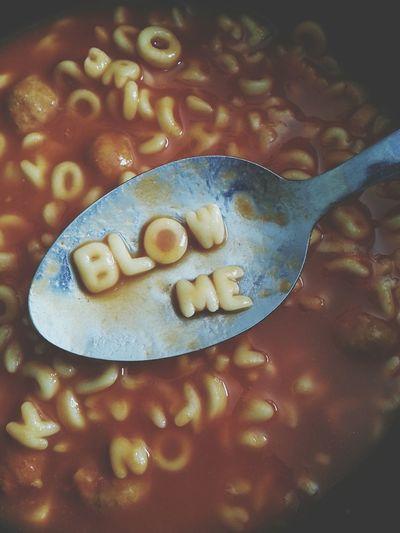 Alphabet Soup Blow Me Mine