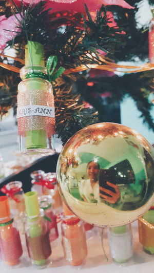 It's December 1! 24 days to go before Christmas ? Hello World Christmas Selfie EyeEm Best Shots - Reflections