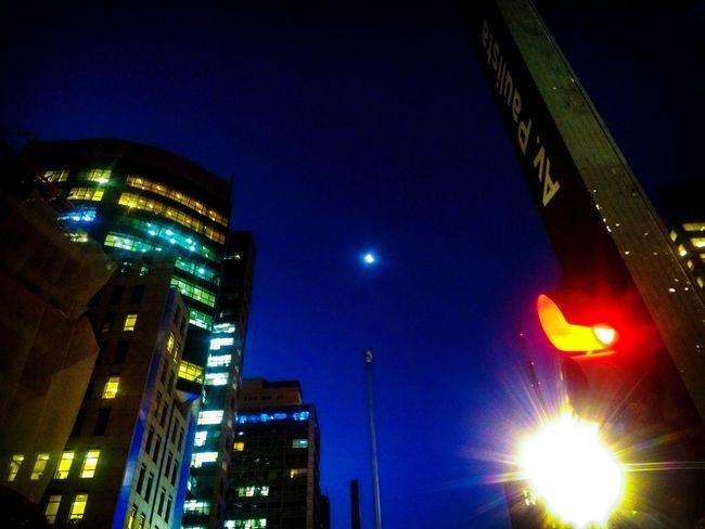 noite paulistana Mobility In Mega Cities Sao Paulo - Brazil Avenida Paulista Centro Econômico Cotidiano Paulistano NoiteMaravilhosa