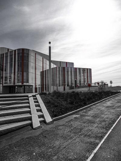 Architecture Theatre Frames Urban Landscape