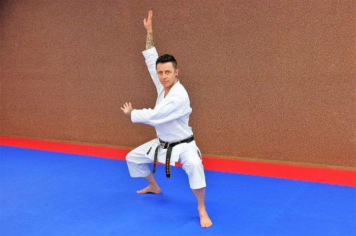 Karate-Do Shotokankarate Shotokan Blackbelt Dojo Karatedo Karate