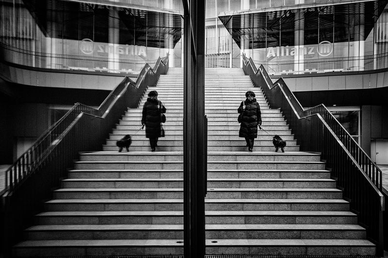 Black & White EyeEm Best Shots Staircases Blackandwhite Staircase Street Street Photography Streetphoto_bw Streetphotography