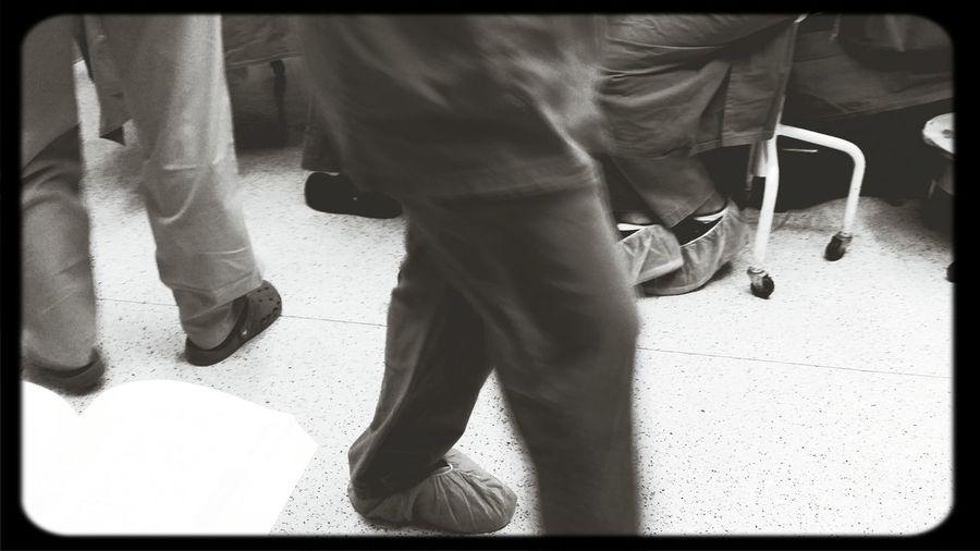 ORdays Medstudent Scrubs Feet