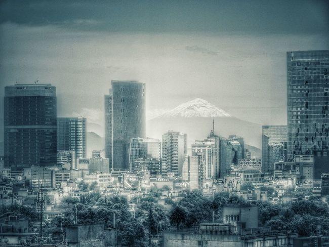 Don Goyo. Ciudad de México. Enero 2016. Volcánes Cdmx Popocatepetl
