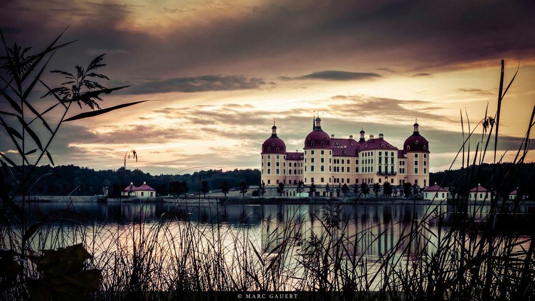 Schloss Moritzburg EyeEm Best Shots Dresden EyeEm Best Edits Schlösser Burgen & Schlösser Castle Schloss Moritzburg Aschenbrödel EyeEm Best Shots - Architecture Dresden - Barock Statt Beton