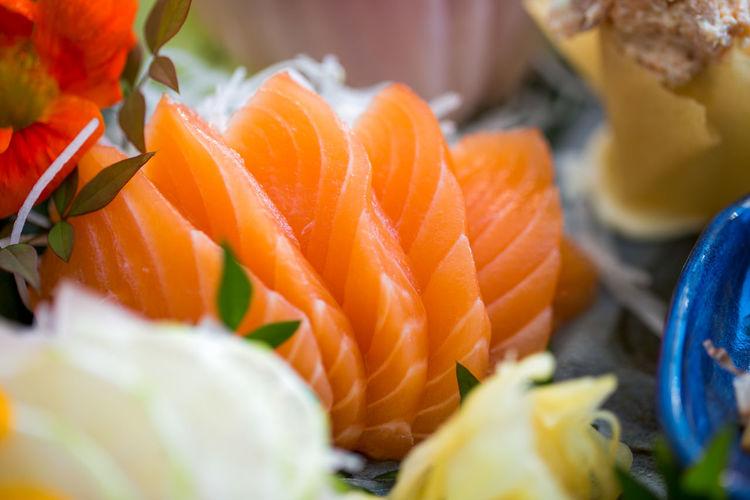Sashimi  Flower