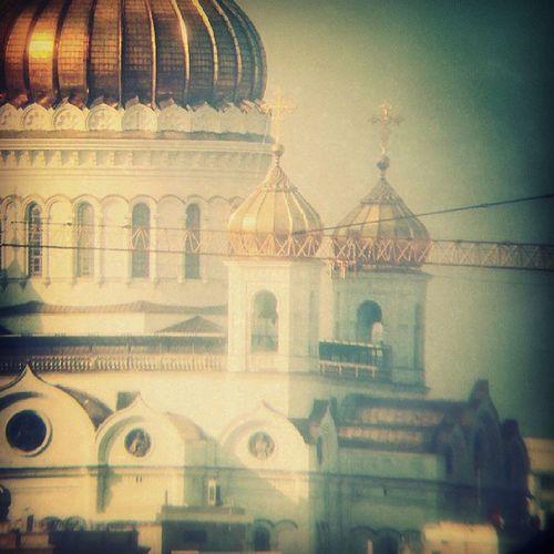 храм христа Спасителя подзорная трубакуполаХХСChristCathedralarchitecturearchiloversarchaicorthodoxchurchRussia