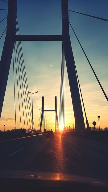 Bridge View Bridge Photography Travelling Roadtrip Sunset Sky Outdoors