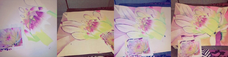 Love Art Painting #Creating Art Art Project