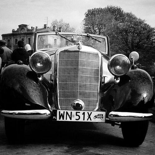 XII Rajd BGC Pojazdów Zabytkowych Żyrardów