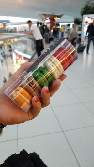 Macarons Airport Budapest Holiday