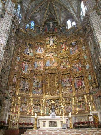 Toledo Toledo Spain SPAIN España Catedral Catedrales Toledo Cathedral, Spain (2015)