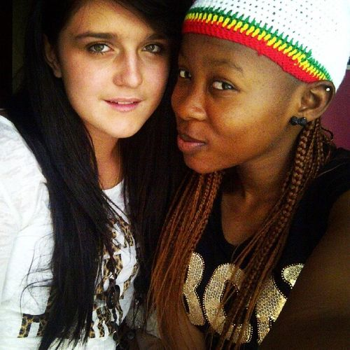 Friends Besties Mynigg RASTA swag doublepiercing ♡♥