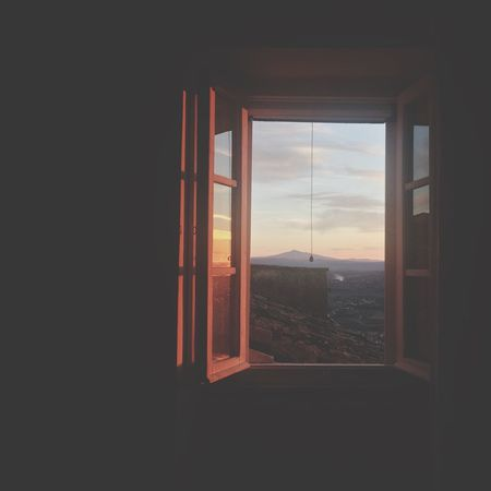 EyeEm Best Shots Light And Shadow Sunset Eye4photography  Window Landscape Minimalism