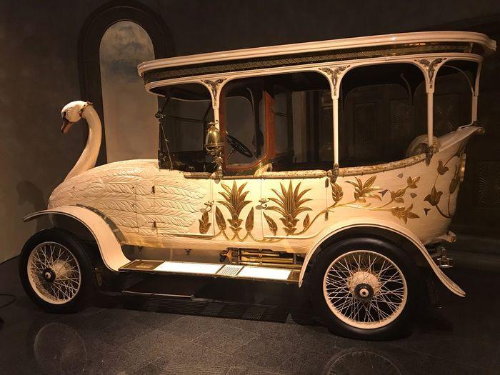 Swan car Car