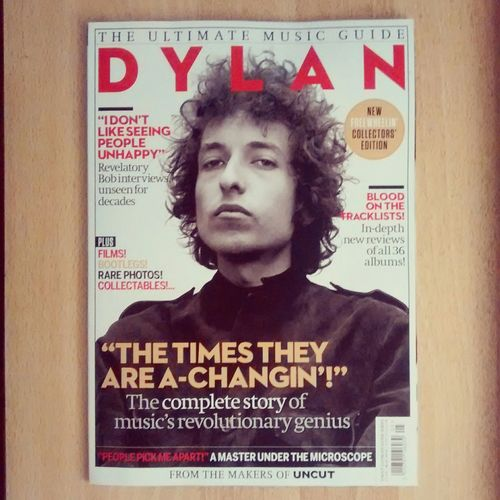 Top mail day Bob Dylan Uncut Magazine Dylan Vscocam