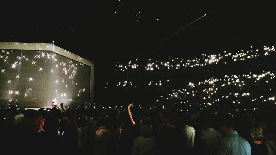Adele's Concert