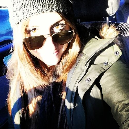 Oh those winter days Merp. Sunnies Bigeyes Selfietuesday Sunnyinmtl shabang
