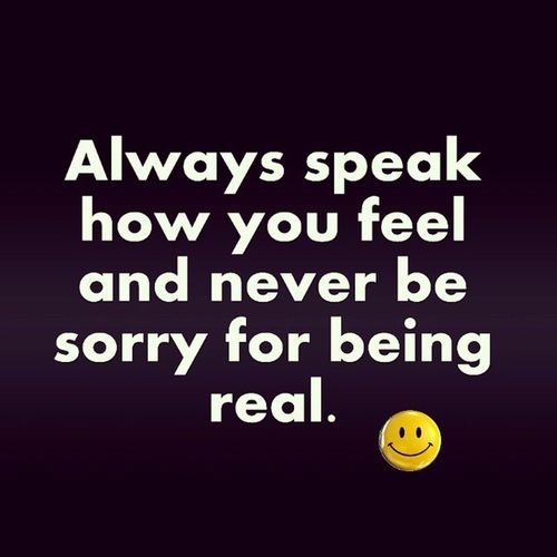 Beingtruetoyourself Realtalk