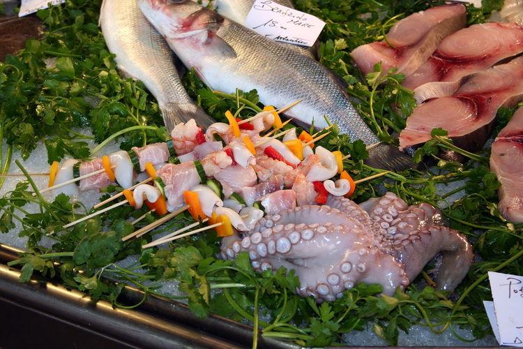 Venetian Fish