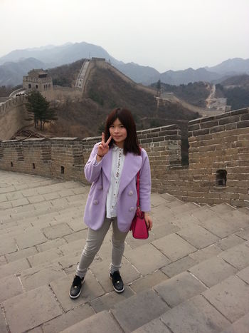 RePicture Travel The Great Wall Beijing