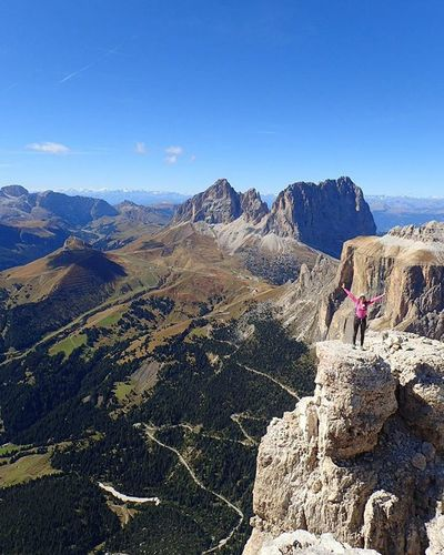 Pizboe Sasspordoi Grupposella Passopordoi PassoSella Sassolungo Dolomiti Dolomites Alpinebabes Montagne_my_life Mountainworld Mountaineering Mountaingirls Loves_dolomiti Loves_mountains HEAVENONEARTH Onthetopoftheworld Sportaddict Keeponsmiling Puredolomites Ig_trentinoaltoadige My_dolomiti Ig_dolomiti Lifeisgood Ig_neverstopexploring pagextreme selfievip livingontheedge nofear WhaT a VIEW▶can noT be beTTer ⭐☀⭐☀⭐☀