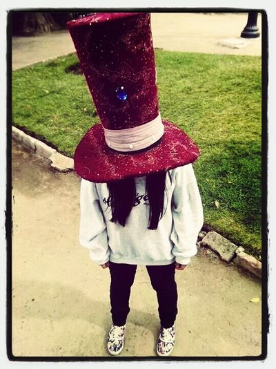 Old Pic  Big Hat